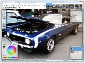 Paint.NET: free, open-source image editing